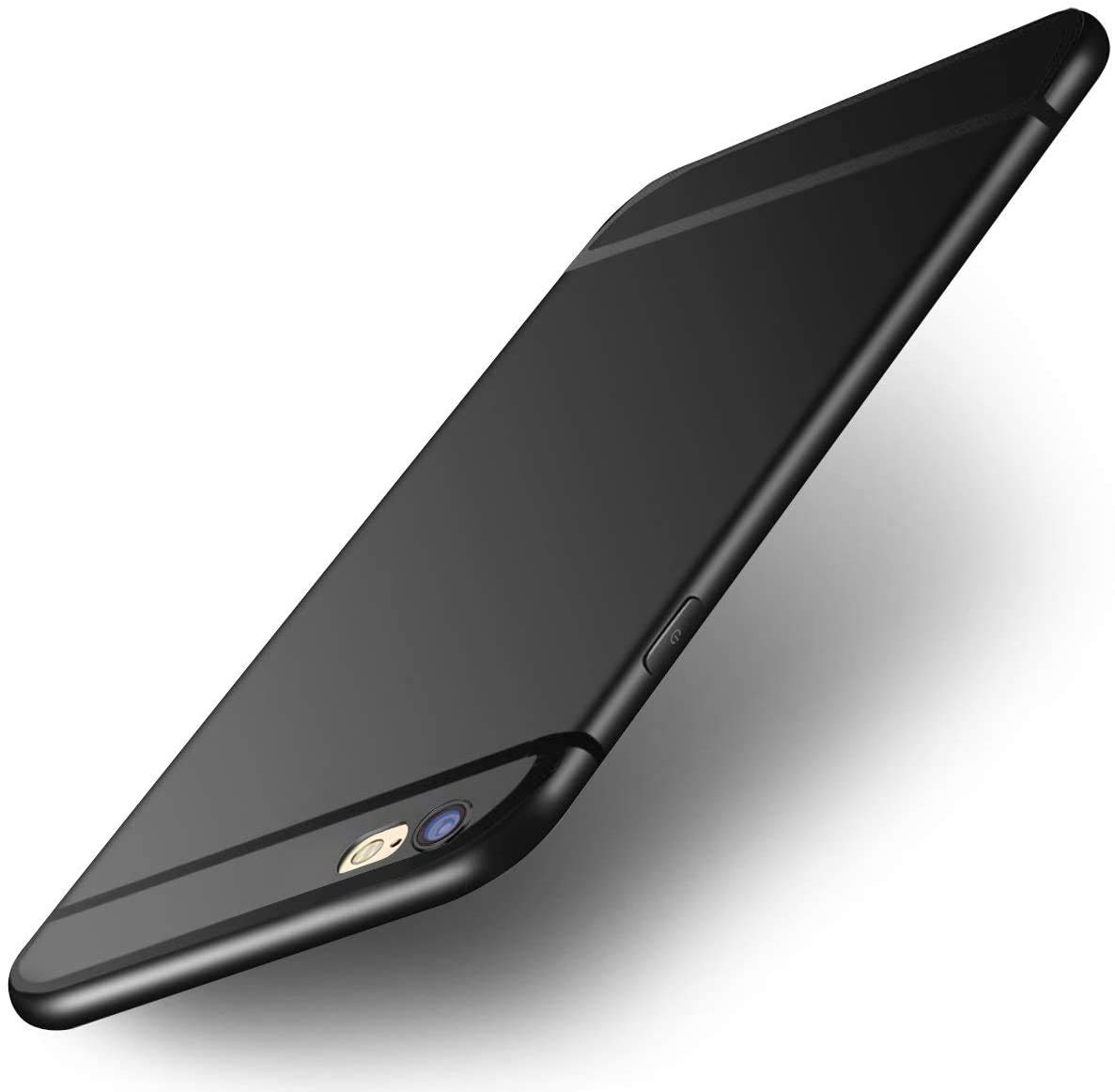 UBEGOOD Funda iPhone 6s, iPhone 6 Caso, Carcasa iPhone 6s TPU Funda Anti-Rasguño Anti-Golpes Ultra Slim Cover Protectora TPU Bumper Silicona Case para iPhone 6s / iPhone 6 Protectora Funda: Amazon.es: Electrónica