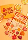 カラーポップ (ColourPop) ORANGE YOU GLAD オレンジアイシャドウパレット