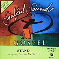 Stand [Accompaniment/Performance Track] by Donnie McClurkin