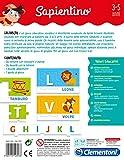 Zoom IMG-2 clementoni 12893 sapientino l alfabeto