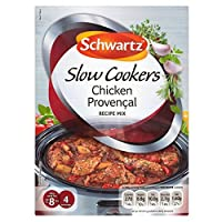 Schwartz Slow Cookers Chicken Provencal Recipe Mix (35g) シュワルツスロークッカー鶏プロバンスレシピミックス( 35グラム)