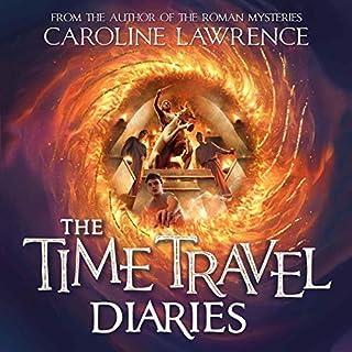 Time Travel Diaries Titelbild