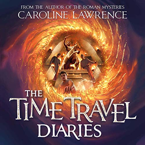 Time Travel Diaries cover art
