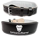 Urban Lifters Leather Weight Lifting Belt Cintura Weightlifting (L)