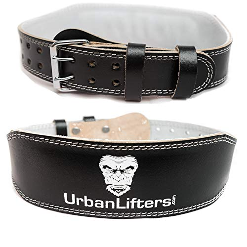 Urban Lifters Leather Weight Lifting Belt Cintura Weightlifting (M)