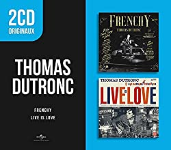 2CD Originaux : Frenchy / Live is Love
