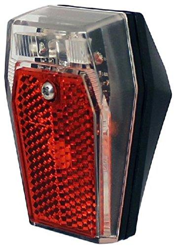 Union Batterie Rücklicht für Schutzblech Montage UN-4470