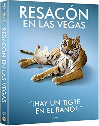Resacon En Las Vegas Blu-Ray - Iconic [Blu-ray]