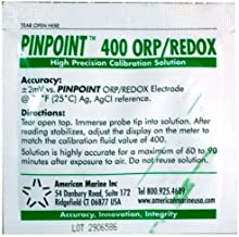 American Marine Pinpoint ORP / REDOX Calibration Fluid 400mV