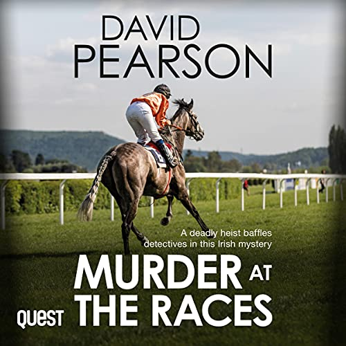 Murder at the Races cover art