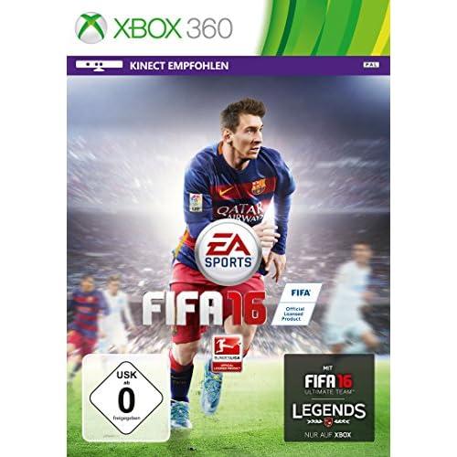 Electronic Arts XB360 FIFA 16 [Edizione: Germania]