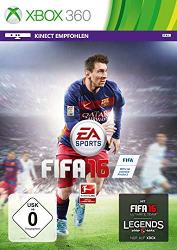 Electronic Arts XB360 FIFA 16 [Edizione: Germania]