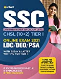 SSC CHSL (10+2) Guide Combined Higher Secondary 2021