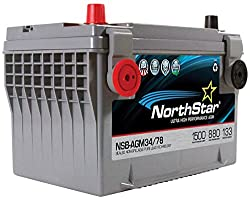 Battery for winch- NORTHSTAR NSB-AGM34/
