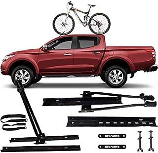 Transbike Novo Suporte Rack Teto Para 1 Bike Mitsubishi L200 Triton Sport