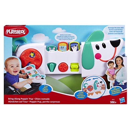 Hasbro Playskool B4532EU4 - Hündchen auf Tour, Vorschulspielzeug