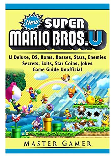 Gamer, M: New Super Mario Bros, U Deluxe, DS, Roms, Bosses,