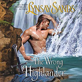 The Wrong Highlander Titelbild