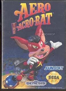 Aero the Acrobat - Sega Genesis