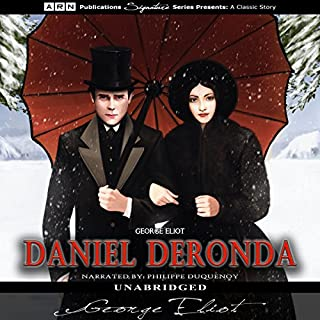 Daniel Deronda cover art