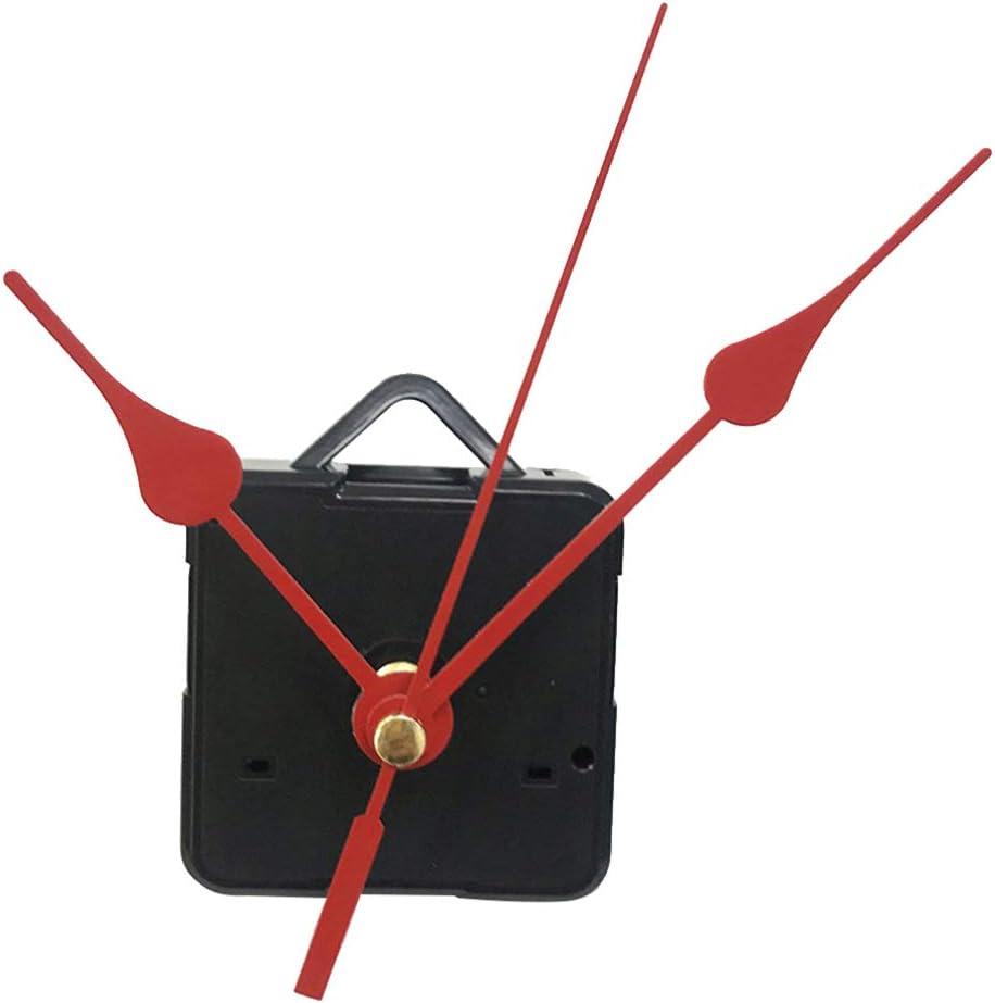 DOITOOL 1PCS Silence Max Las Vegas Mall 80% OFF Quartz Silent Mechanis Movement Clock