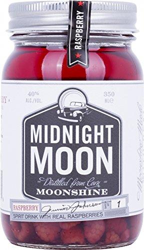 Midnight Moonshine Raspberry Whisky (1 x 0.35 l)