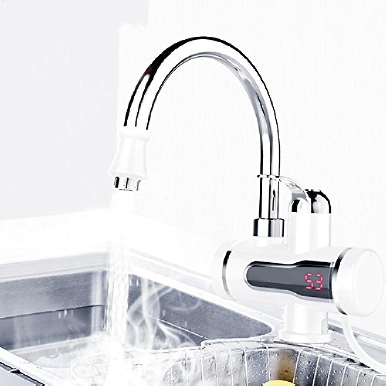 Bijjaladeva Wasserhahn Bad Wasserfall Mischbatterie Waschbecken WaschtischHome küche Leitungswasser zu beschleunigen,die Anti-Leakage Power Speichern Spülmittel Wasserhhne Ein
