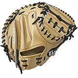 Wilson A2000 CM33 33' Catcher's Baseball Mitt...