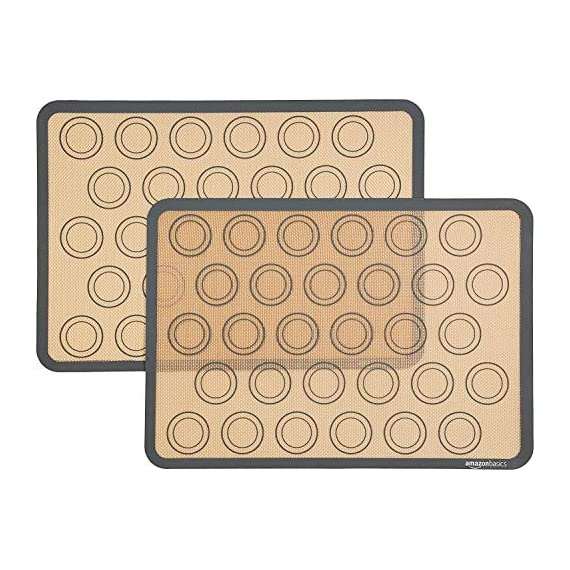 AmazonBasics-Silicone-Non-Stick-Food-Safe-Baking-Mat