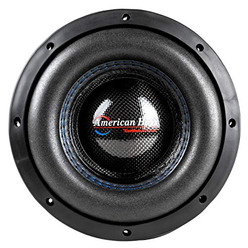"""American Bass HD-8D2 8"""" Competition Subwoofer 800W Max Dual 2 Ohm Car Audio Sub"""