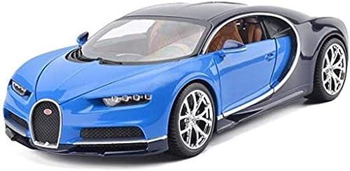GHMHJH Auto Modell Spielzeug, 1 18 Verh nis ErWeißrte Legierung Modell, Hohe Simulation Spielzeugauto, Schmuck Geschenk Dekoration Skala Modell Simulation Auto