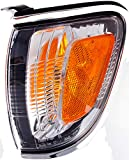Dorman 1631064 Front Driver Side Turn Signal/Parking Light Assembly for Select Toyota Models