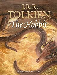 The Hobbit, by J.R.R Tolkien