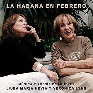 La Habana en Febrero; Música y Poesía de Mujeres