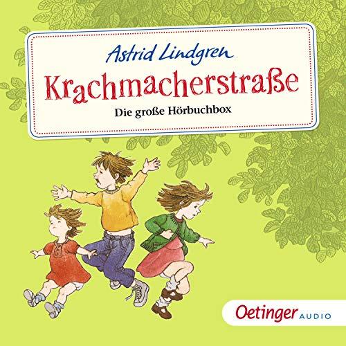 Krachmacherstraße. Die große Hörbuchbox audiobook cover art