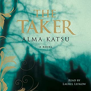 The Taker audiobook cover art