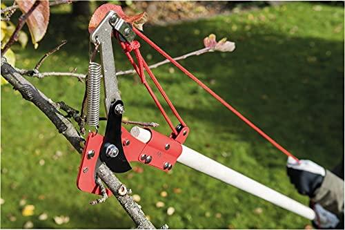 TrendLine Raupenschere mit Seilzug Baumschere Astschere Gartenschere