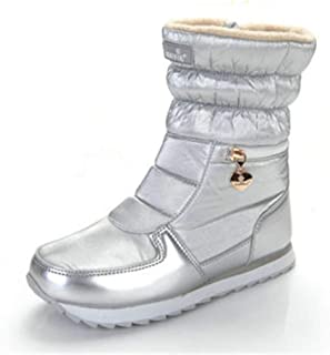6a0646f20b Amazon.com: Silver - Snow Boots / Outdoor: Clothing, Shoes & Jewelry
