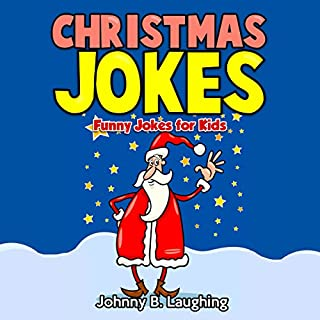 Christmas Jokes: Funny Christmas Jokes for Kids cover art