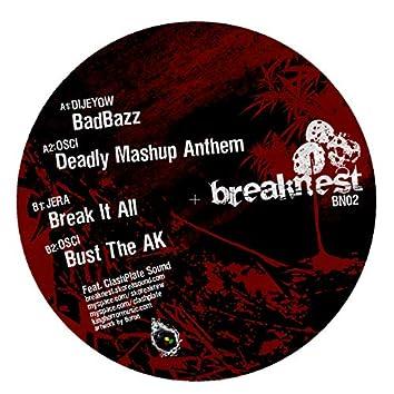 Breaknest Records 02