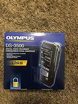 Best olympus ds 3500 digital voice recorder Reviews