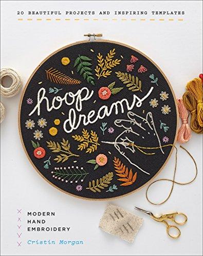 Why Choose Hoop Dreams: Modern Hand Embroidery