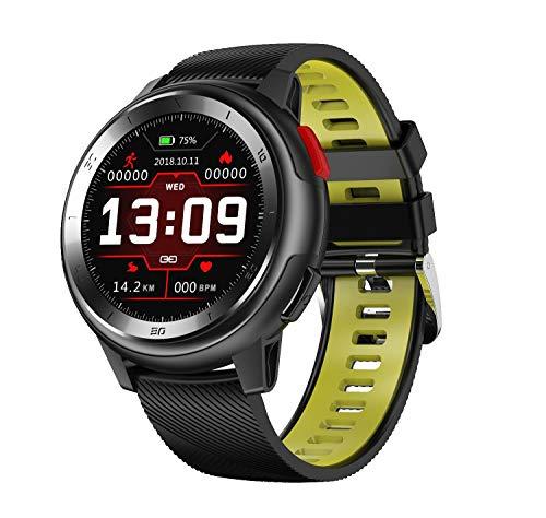 Smartwatch, smartwatch voor dames en heren, fitnessarmband voor Android iOS