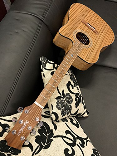 RANDON RGI-PW1CE Dreadn. Elektro-Akustik-Gitarre