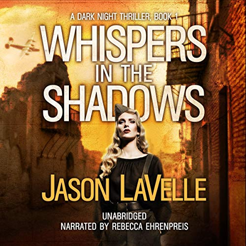 Whispers in the Shadows Audiobook By Jason LaVelle cover art