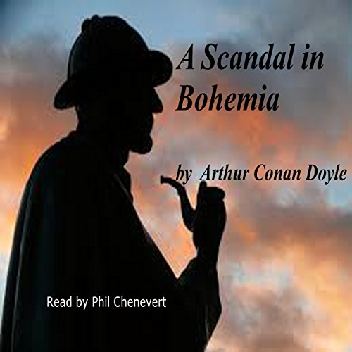 Couverture de A Scandal in Bohemia