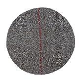 Disco grande (21'/53 cms) de abrasividad media para pulir y dar brillo a suelos comunes como viviendas y comunidades. De lana 100% acero da un resultado perfecto y uniforme