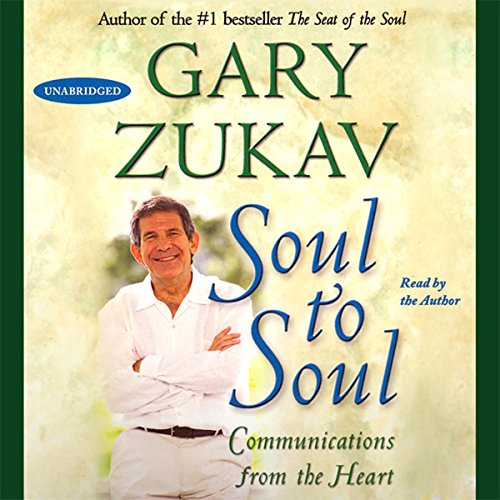 Soul to Soul audiobook cover art