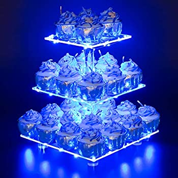 Best square cupcake stand Reviews