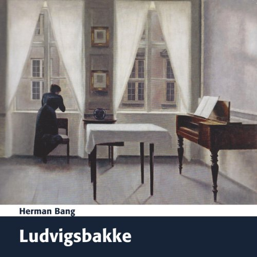 Ludvigsbakke audiobook cover art